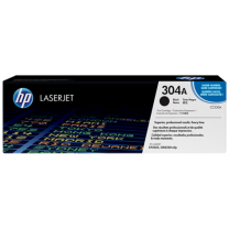 HP Cc530A Black Toner 3,500 Page Yield