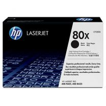 HP 80X Black Toner 6,900 Page Yield