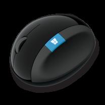 Microsoft Sculpt Ergonomic Mouse Black