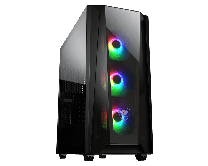 Cougar MX660-T RGB-L Mid-Tower With Iconic DNA Case