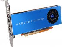 AMD Radeon Pro WX 3200 4GB Workstation Graphics Card