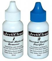 Arcti Clean Thermal Compound Remover 60ml Kit