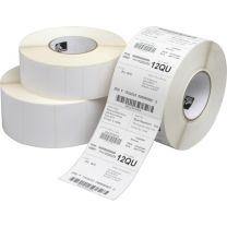 """Zebra Z-Select 4000D Label Paper 2.25x2"""" White"""