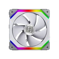 Lian Li SL120 Uni RGB LED 120mm Case Fan (1pc) - White