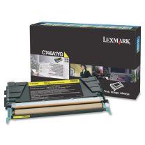 Lexmark C746/C748 Toner Cartridge Original 7000 Pages Yellow