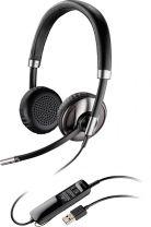 Plantronics Blackwire C720-M Wireless Headset Head-band Black Bluetooth