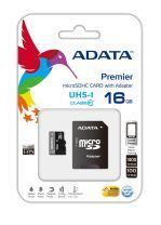 Adata 16GB UHS-I Micro SD