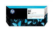 HP 80 Print Head Black