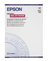 Epson Photo Quality Ink Jet Paper, DIN A2, 102g/m2, 30 Sheets