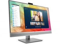 """HP E273M 27"""" Full HD IPS Height Adjustable Monitor with HD Webcam"""