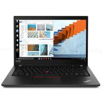 "Lenovo ThinkPad T490s 14"" i7/8G/256G/W10P Black"