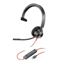Plantronics Blackwire 3310 Mono USB-C Headset