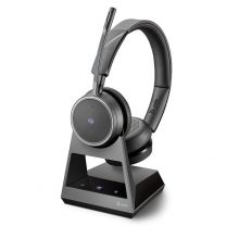Plantronics Voyager 4220 Office 2-Way Base MS Teams Headphone