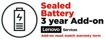 Lenovo 3Y Sealed Battery Replacement