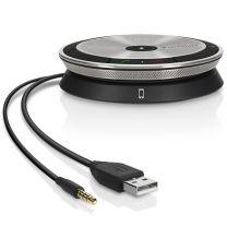 Sennheiser SP 20 SpeakerPhone Universal Silver USB 2.0
