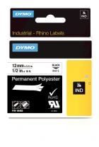 DYMO Industrial Permanent Polyester Label Tape