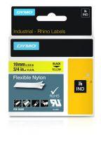 DYMO Industrial Flexible Nylon Label Tape