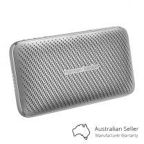 Harman Kardon Esquire Mini 2 Ultra Slim Portable Premium Bluetooth Speaker - Silver
