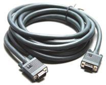 Kramer Electronics C-GM/GM-25 VGA Cable 7.6 m VGA (D-Sub) Black