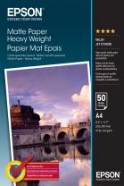 Epson Matte Paper Heavy Weight - A4 50 Sheets