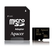 Apacer microSDHC UHS-I Class10 32GB Memory Card