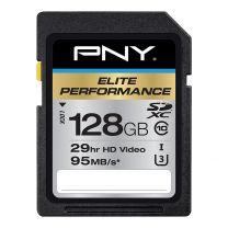 PNY Memory Card 128GB SDXC UHS Class 10