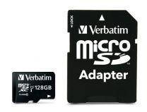 Verbatim Premium Memory Card 128GB MicroSDXC Class 10 UHS-I