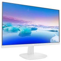 "Philips 273V7QDAW 27"" Full HD IPS Monitor - White"