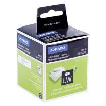 DYMO Standard Address Labels 28x89mm - S0722370