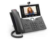 Cisco 8865 IP Phone Charcoal Wired Handset Wi-Fi