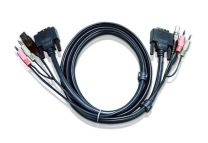 Aten 3.0m DVI-D (Dual Link) Male to Male