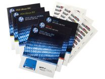 HPE storage Media Label Self-adhesive 100 pc(s)