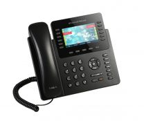 Grandstream Networks IP Phone Wired Handset 12 lines LCD