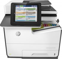 HP PageWide Managed Color MFP E58650dn Thermal Inkjet DPI 50 ppm A4 Printer