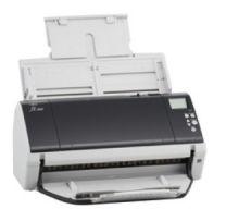 Fujitsu Scanner ADF 600xDPI A4 Grey, White
