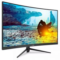"""Philips 31.5"""" WQHD 1ms 144Hz FreeSync Curved Gaming Monitor"""