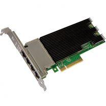 Intel Networking Card Ethernet 10000 Mbit/s Internal QuadPort RJ45