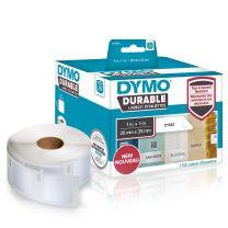 DYMO LW Durable Labels - 25 xmm