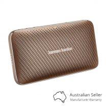Harman Kardon Esquire Mini 2 Ultra Slim Portable Premium Bluetooth Speaker - Brown