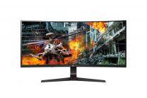 "LG 34GL750-B UltraGear 34"" Curved UWHD 144Hz G-Sync Compatible Gaming Monitor"