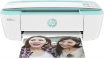 HP Deskjet 3721 All-In-One Sea Grass Wireless Printer - Green (Print/Copy/Scan)