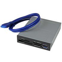 StarTech Fast Internal Multi-Card Reader - USB 3.0 & UHS-II Support