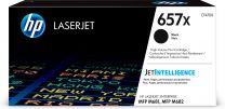 HP 657X High Yield Black Original LaserJet Toner Cartridge