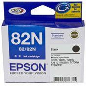 Epson 82N High Capacity Claria-Black Ink Cartridge