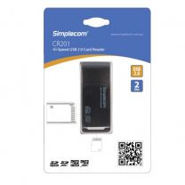 Simplecom CR201 USB2.0 Card Reader