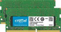 Crucial Memory Module 32GB 2 x 16 DDR4-2666 SODIMM RAM
