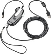Plantronics Shs2355-01 USB Push-Talk Adapter