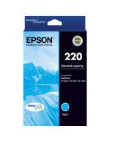 Epson 220 Std Cap Durabrite Ultra Cyan Ink