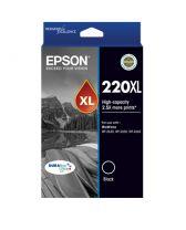 Epson 220Xl High Cap Durabrite Ultra Black Ink