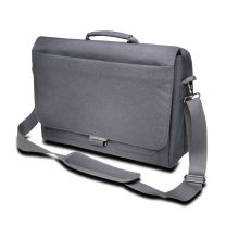 "Kensington LM340 14.4"" Notebook Case Messenger Grey"